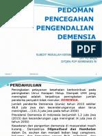 PPT PEDOMAN DEMENSIA, Semarang.pptx