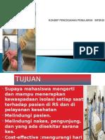 1. Materi manajemen PS Konsep pencegahan penularan infeksi.ppt