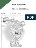 Historia Del Basketball