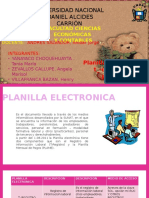 14. Planilla Elctronica PLAME PDT