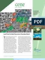 Spring 2007 Landscene Newsletter Natural Heritage Land Trust