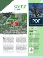 Spring 2009 Landscene Newsletter Natural Heritage Land Trust