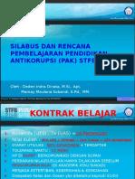 Silabus & Rencana Iplementasi PAK STFB.pptx