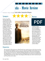 hotel rwanda movie review 2 - final draft