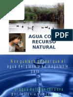 Agua Recurso Natural1