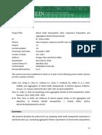 CEIN Protocol MetalOxideSusp Keller Zhou Mar 2012