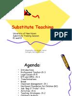 unh substitute teaching