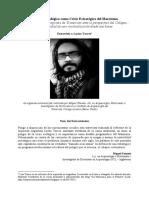 Entrevista a Lucho Torres (La Crisis Ecologica como Crisis del Marxismo)