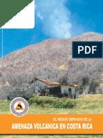 Amenaza Volcánica en Costa Rica