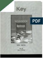 Upstream Upper-Inter B2+ (WB Key)