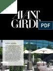 Guía Gastronómica (Avant-garde) 2017