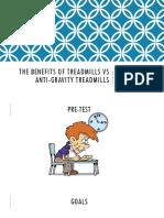 the benefits of treadmills vs anti-gravity treadmills 1