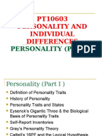 WEEK 3 Personality (Part 1)