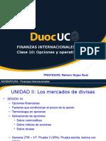CLASE 10 Finanzas Internacionales 2017-1 v1