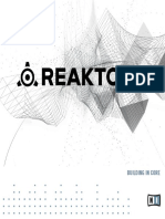 REAKTOR 6 Building in Core English