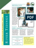 April 2007 River Tidings Newsletter Loxahatchee River Center