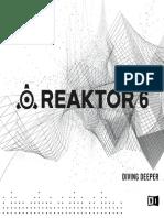 REAKTOR 6 Diving Deeper English