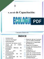 Módulo 1. Fundamentos Básicos de Ecología