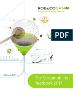 RobecoSAM Sustainability Yearbook 2017