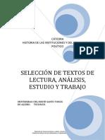 Historia de las Instituciones (Darmanin de Chaparro y Villoria)