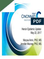 Heroin epidemic update