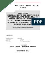 1.- Aspectos Generales Pampa Hermosa - Cana Unida
