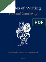 eds Alex de Voogt Irving Finkel 2010 The Idea of Writing Quack