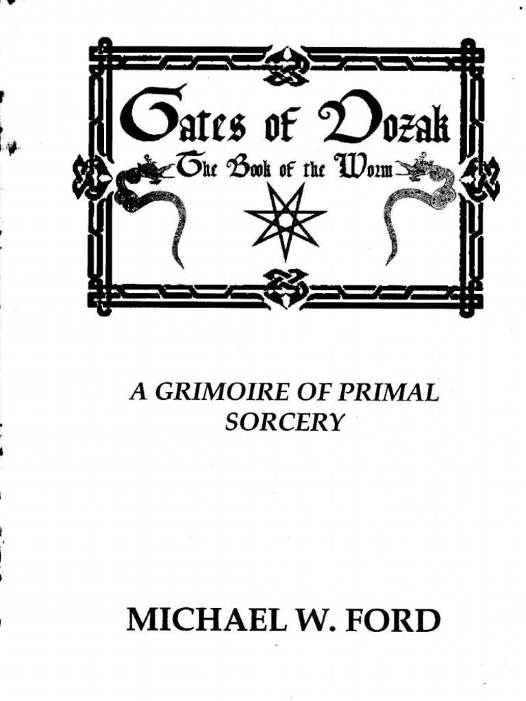 GATES OF DOZAK PDF