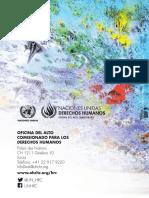 Qué es el Consejo de Derechos Humanos ONU