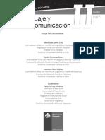 Lenguaje y Comunicación 2º Medio-Guía Didáctica Del Docente