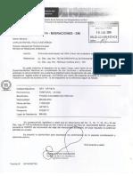 Oficio Visa Icpna - No Considerar Oficio 264