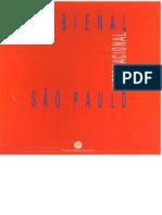 22ª Bienal de São Paulo - Internacional 1994