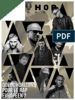HHR BUSINESS N°2 - Quels horizons pour le rap européen?