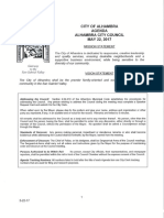 Alhambra City Council Agenda - May 22, 2017