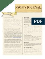 johnsons journal  5-22-17