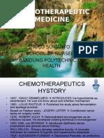 Chemotherapeutic Medicine
