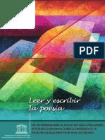 Leer y escribir poesía. Recomendaciones de poestas notables.pdf
