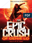 """""""The Epic Crush of Genie Lo"""" Chapter Excerpt"""