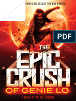 """The Epic Crush of Genie Lo"" Chapter Excerpt"