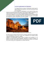 arquitectura huanuco