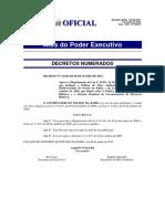 Decreto Nº 14.024 de 06 de Junho de 2012