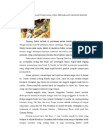 Kisah 3 Bajak Laut Dan Asal Usul Penamaan Tanjung Datok