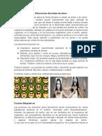 Bases Psicobiolóicas Del Conducta