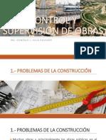 Supervision de Obras - Presentacion