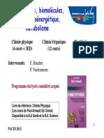 Atomistique 2012 S1 ETUDIANTS Cours Du 0309