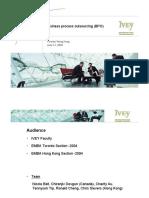 BPO Versicherungen