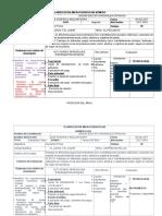 Planificación Microcurricular Nùmero Uno