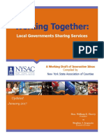 NYSAC Shared Service Report