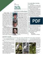 February 2007 Along the Boardwalk Newsletter Corkscrew Swamp Sanctuary
