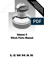 Lewmar Winch Parts
